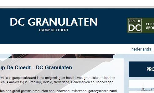 dc granulaten
